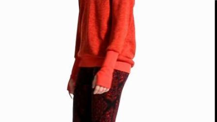 【Musegrp】cozy orange orange shirt