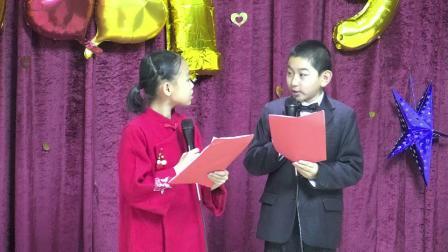 20181229 北京市丰台区和义学校  和义学校2019元旦庆祝活动
