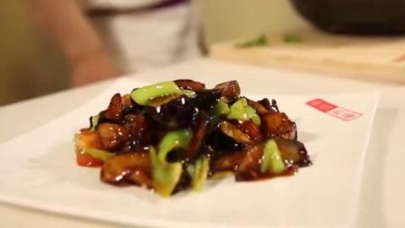米饭克星——红烧茄子的家常做法,大人小孩都特别爱吃