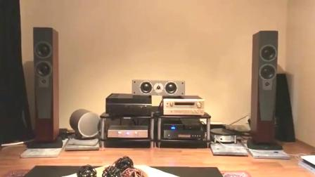 丹拿ContourS3.4落地音箱试音,陶醉音质,令身心翩然舒展!