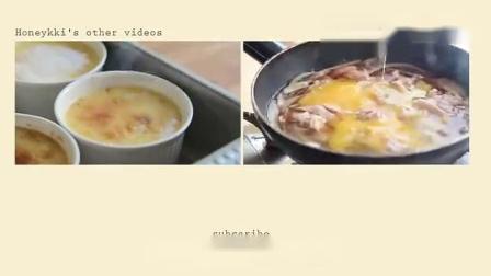 韩式厚蛋烧——卷起来的鸡蛋饼,一口平底锅就能做的美貌早餐