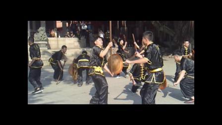 2018漳州市龙文区武术协会一行到泉州少林寺参访交流