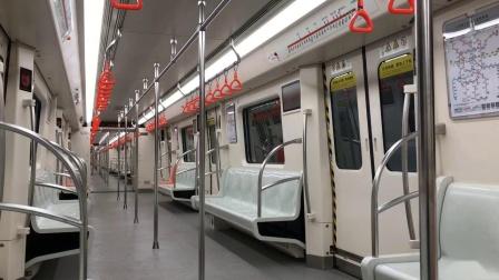 天津地铁5号线(北辰科技园北方向)运行视频-(昌凌路-凌宾路-体育中心)区间