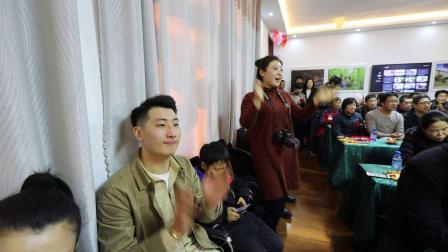 2018.12.30 山东秀强门业公司2019年元旦晚会 花絮