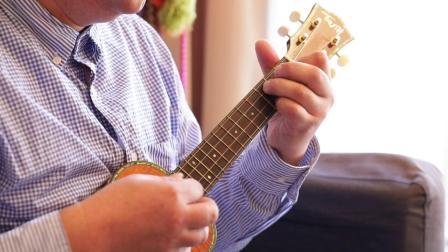 好大一棵树-「大空と大地の中で」富永寛之-ukulele