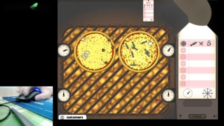 我又破了世界纪录?老爹披萨店Rank3 8分18秒36