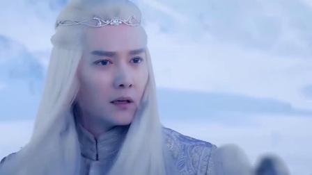 幻城人鱼公主激吻冰族王子,王子的反应亮了,太可惜!