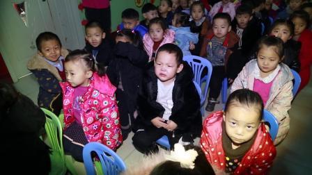2019新寶寶親子園小班組迎新年親子活動