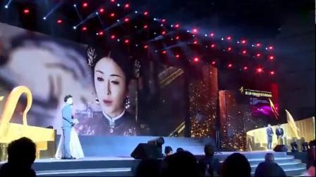 聂远吴谨言第五届中国好电视好演员盛典红毯现场!