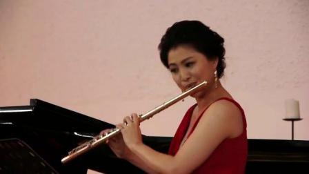Bach《a小調無伴奏長笛組曲》,作品1013