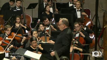 美国曼哈顿音乐学院2018百年校庆 河畔教堂音乐会
