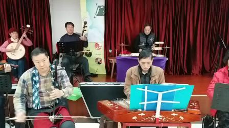 20190104陌头柳色,北京街乐队,摄影英子