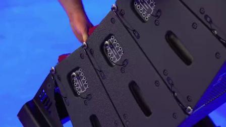 JBL VTX A8专业线阵列扬声器拆卸教程