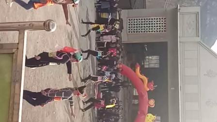 五台县罗家庄2018年正月十五社火