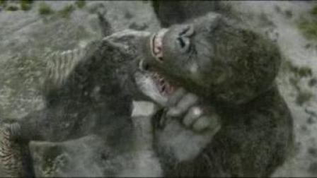 我在金刚:骷髅岛截了一段小视频