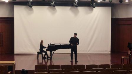 《多么美丽的肖像 》 魔笛 男高音于凇 上海音乐学院大三