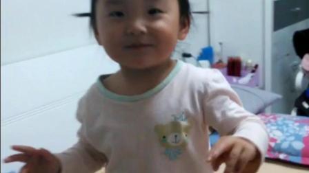 026两岁两个月跳舞
