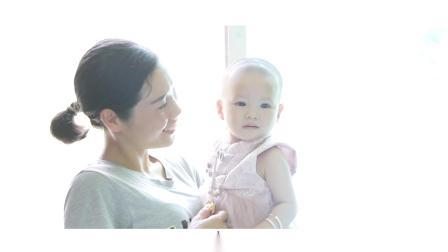 彤彤1周岁生日亲子记录