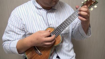 「異邦人」富永寛之-ukulele