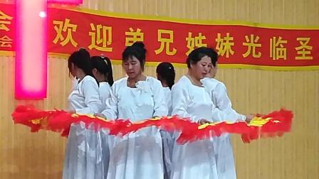吉拉吐舞蹈中国早晨五点钟