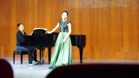 Eccomi in lieta vesta… Oh quante volte ti chiedo 啊!多少次,多少回我在向你恳求 刘志芸 星海音乐学院