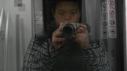 北京地铁8号线南段 德茂-五福堂 开通首日乘坐