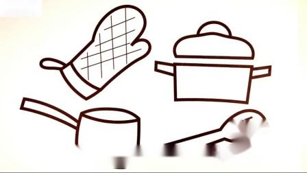 万圣节彩绘快乐学习如何画蝙蝠宝宝儿童彩笔彩书