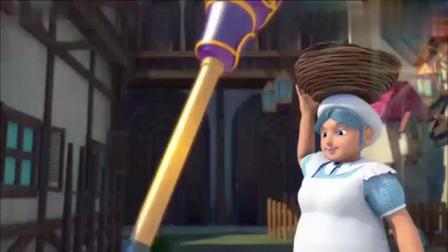 魔镜奇缘:公主真是调皮,会对我的魔法不满意吗