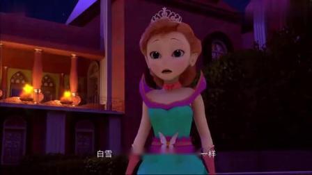 魔镜奇缘:是他们为公主准备生日宴会,却把她吓晕