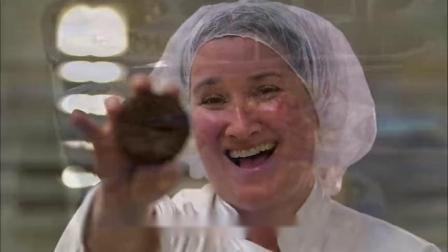 芝士装杯加水防腐剂即可装箱,巧克力布朗尼香软浓厚
