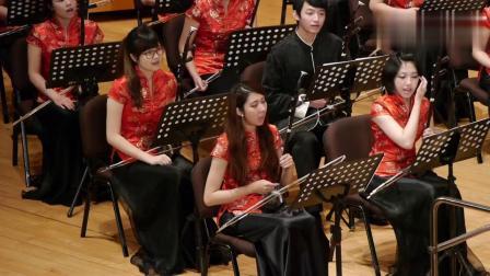 潮州音乐名曲《佛跳墙》,张列指挥,新竹青年国乐团
