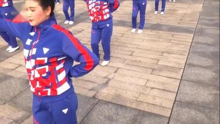 淄博市临淄区第十五套齐之韵快乐舞步健身操-_高清(1)