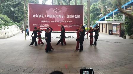 广州舞者挡不住的风情艺术团1
