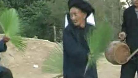 哈尼族舞蹈-传统祭祀棕扇舞