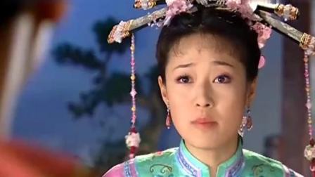 尔康惨死后紫薇在房中绣花,却发生灵异事件!