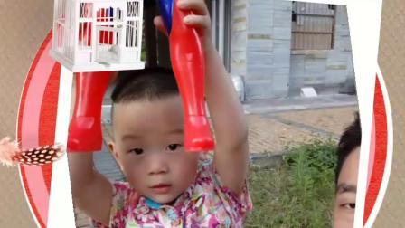 刘昊宇的快乐成长