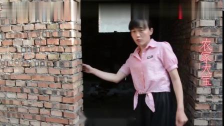 霞农村盖二层楼房需要多少钱这样宽敞真带劲,比买房划算多了8557
