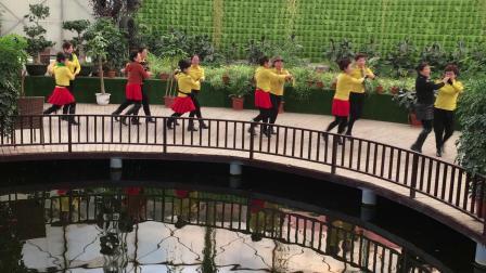 兰州花盛水兵舞团