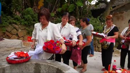广西农村民族风俗,几个道士在干嘛呢?