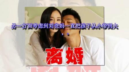 杨幂离婚为什么没有去争取小糯米的抚养权?