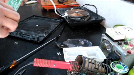 南方家电维修:奔腾电磁炉维修视频教程