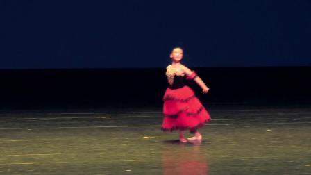 苏州小天使芭蕾舞团2018专场演出-《堂吉诃德1幕》