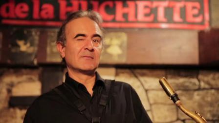 Showtime à Paris:Caveau de la Huchette演出
