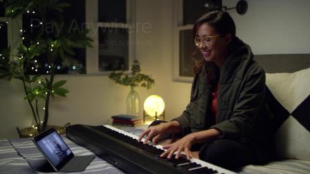 Roland GO PIANO 88—全尺寸88键便携式数码钢琴