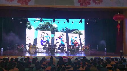 01中学节目2019元旦汇演