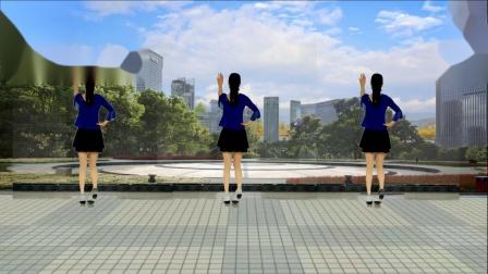 王峰广场舞《DJ放不下的情缘》