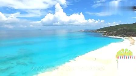 奇闻:海水竟无法相融,形成独特的风景