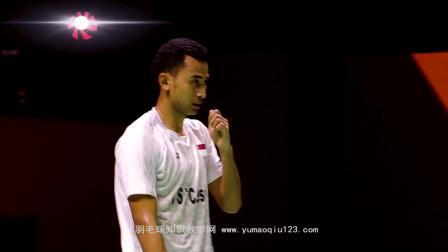 2019年泰国羽毛球大师赛现场直播 羽毛球知识教学网高清视频下载