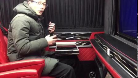 奔驰V250七座商务车报价及图片解析