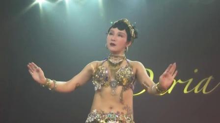 【妖娆曼妙肚皮舞】蛇舞(279) 蛇-部落融合-段晶